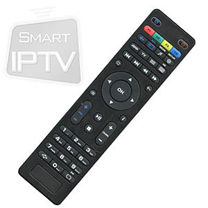 Пульты для медиа андроид IPTV приставок