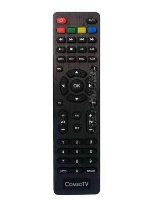 Пульт Romsat Combo TV DVB-T2 S2
