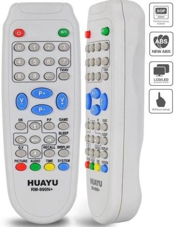 Пульт универсальный Huayu RM-990N+