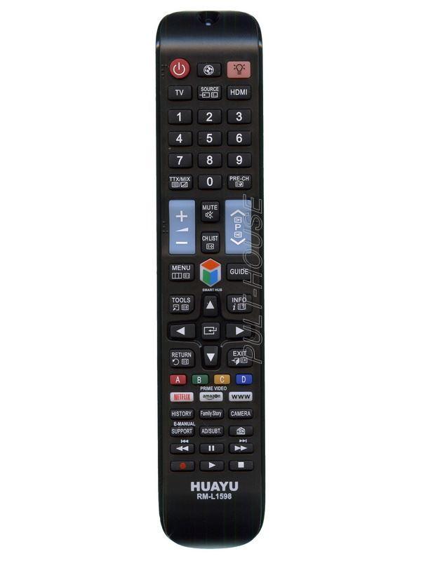 Пульт для Samsung универсальный RM-L1598